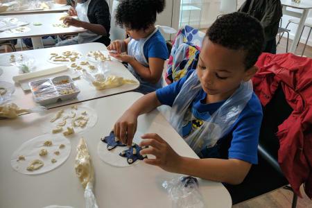 Childrens Cupcake Decorating Workshop