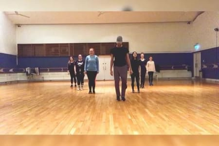 Commercial Dance (All levels)