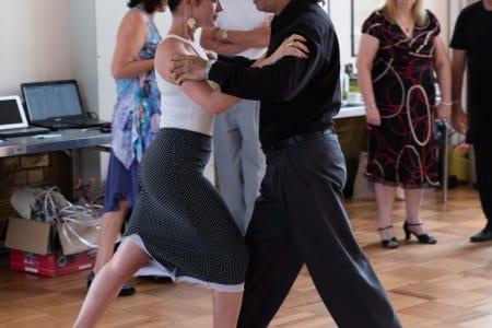 Argentine Tango - Technique/Improvers