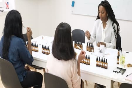 Reed Diffuser Making Experience