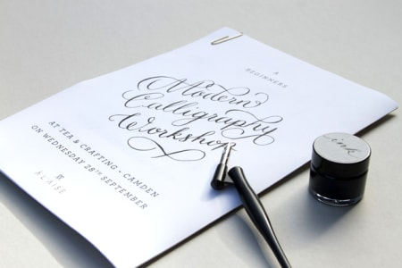 Modern Calligraphy - Mini Workshop