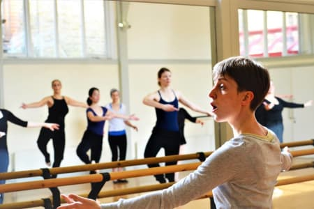 Open Monday Ballet Class - Int/Adv Level