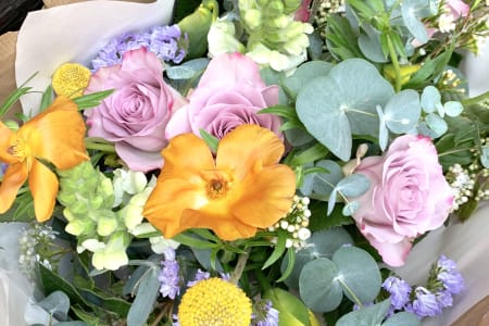 Flower Market Visit + Seasonal Floristry Workshop