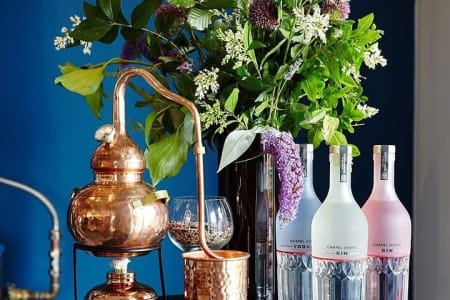 Terrariums & Gin Tasting at Chapel Down