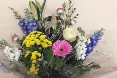 Hand Tied Bouquet Workshop