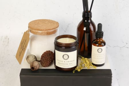 Make your own Natural & Eco Beauty Christmas Presents