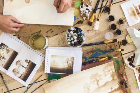Weekly Art Classes
