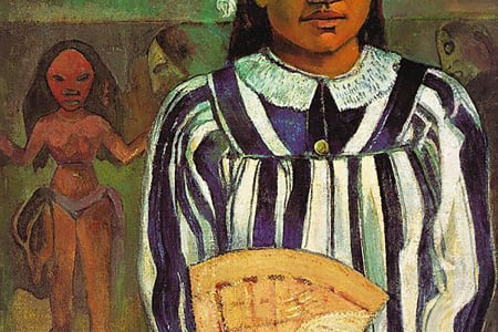 Gauguin Portraits with Kim Scouller