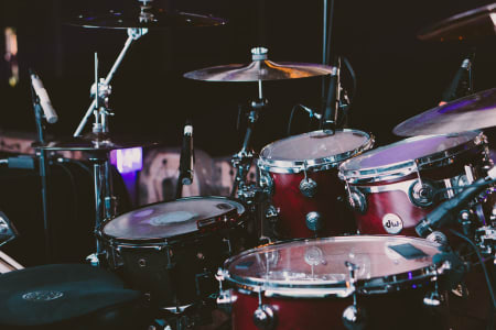Drums Lessons for Any Level