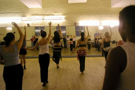 Egyptian Belly Dance - Foundation Class