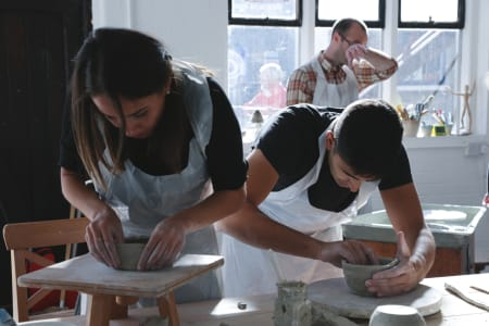 Ceramic Socials with Amanda Cotton (located at Trinity Buoy Wharf)