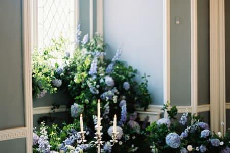 Flower Arranging Workshop - Large scale installation class