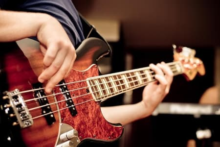 Bass Guitar Lessons for Any Level