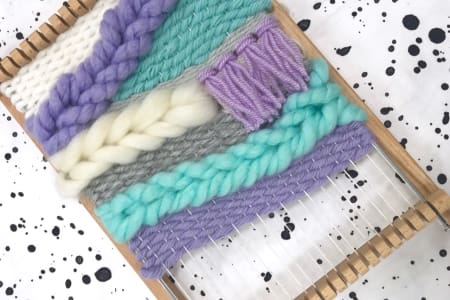 Introduction to Loom Weaving with Zoe Bateman