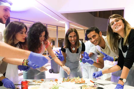 Corporate 'The Tapas Challenge' Team Building at Your Own Venue