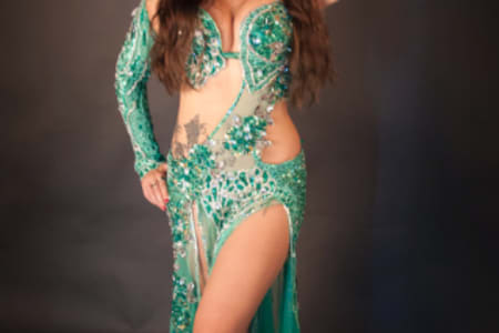 Private Belly Dance Class