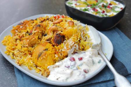 Chicken Biryani Masterclass