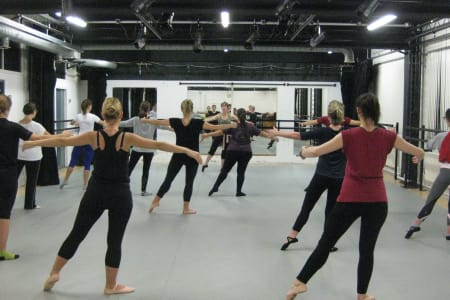 Beginner/Follow on Ballet- Thursday evenings