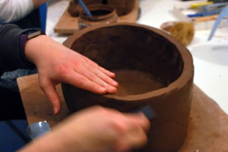 Weeknight Ceramics Course