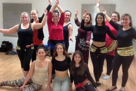 Belly Dance Beginners/Improvers - 6 Week Course