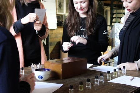 Coffee Brewing Workshop: A Sensory Journey