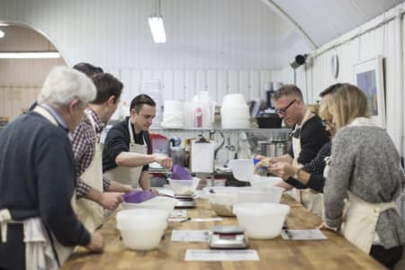 Sourdough Breadmaking