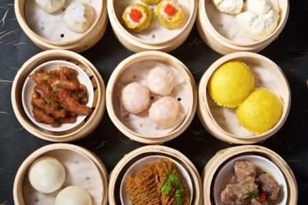 Private Dim Sum Cookery Class For 2 people