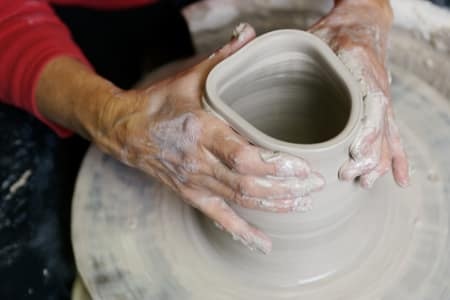 Wheel Pottery Intensive Weekend