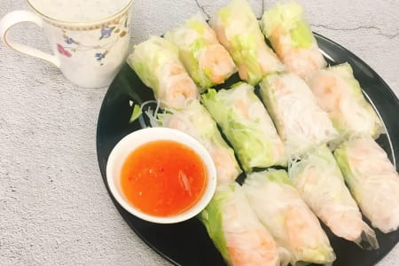 Summer Roll Making Class