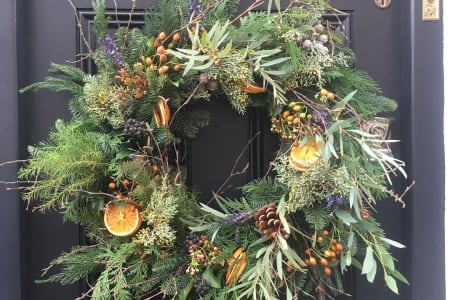 Christmas Wreaths Making Workshop