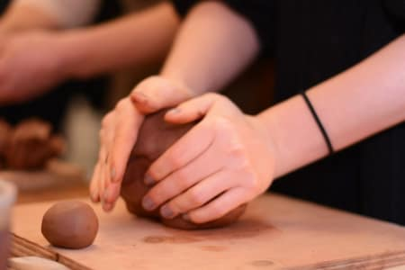 One Day Pottery Workshop