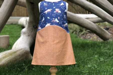 Sewing for Kids: Zoe Dress with Anna Hodgson
