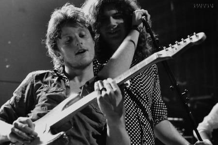 Lead Rock Guitar with Donnacha Mullaghy