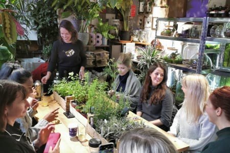 Superb Herbs Masterclass