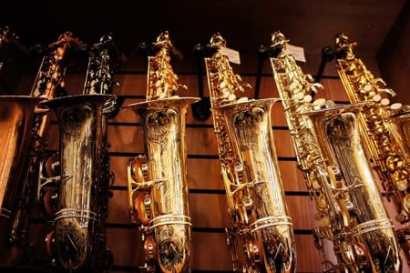 Saxophone Lessons for Any Level