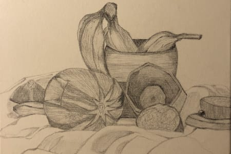 Foundation Level in Fine Art Drawing - 2 Session Course
