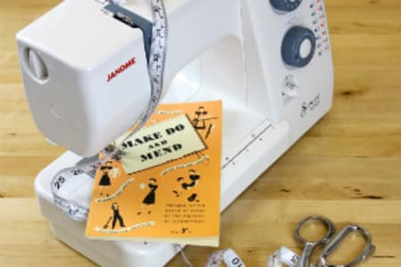 Beginners Make, Do and Mend Alteration Workshop