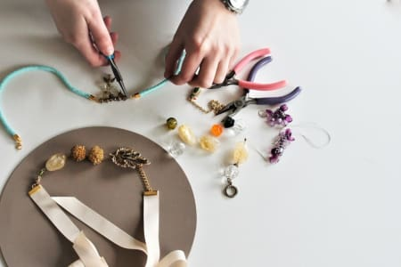 Turn old jewellery into modern treasures