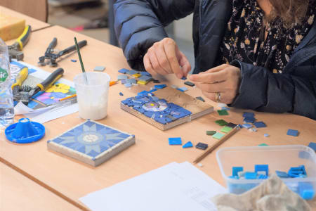 One Day Course in Mosaic: Direct Method