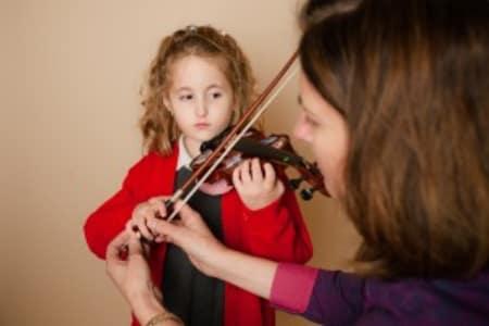 Children's Violin Lessons