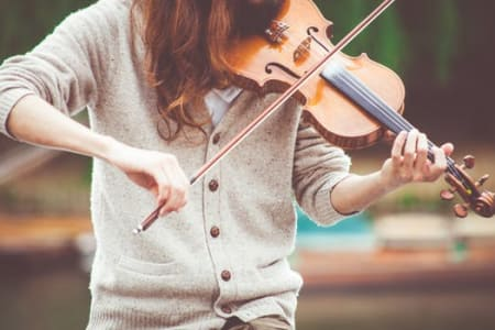 Classical Intermediate Violin Lessons