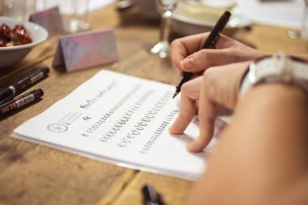 Beginners Brush Calligraphy