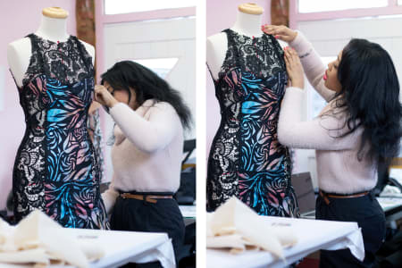 Couture Sewing Techniques Course (Intermediate-Advanced)