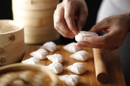 Private Dim Sum Cookery Class For 7 or more people