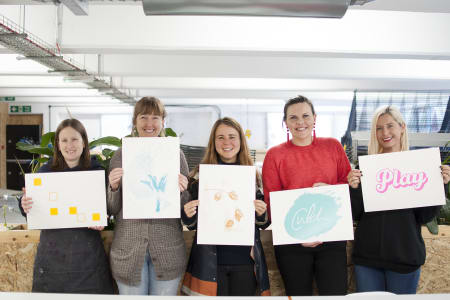 Beginners Paper Screen Printing Workshop