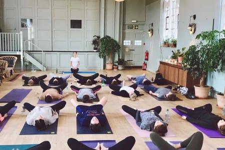 Yoga and Meditation @ HKT West NEW