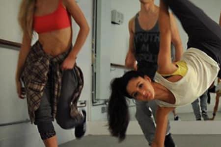 Hip Hop Class with Calvin