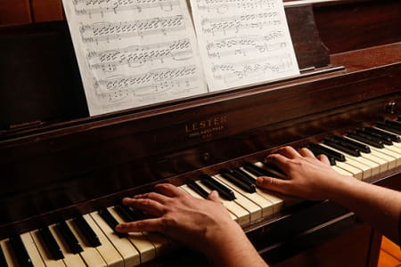 Beginners Classical Piano Lessons with The London Piano Institute