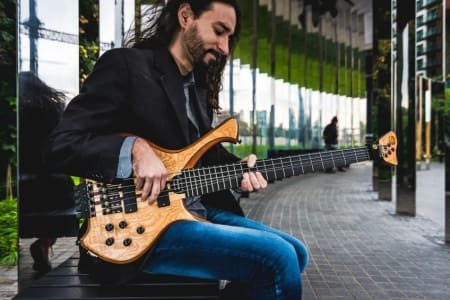 Advanced Bass Lessons with Alex Lofoco