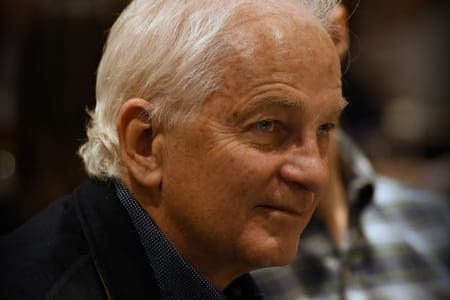 """David Gower's """"fine wine and cricket"""" experience"""